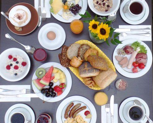 Frühstück Beispiel