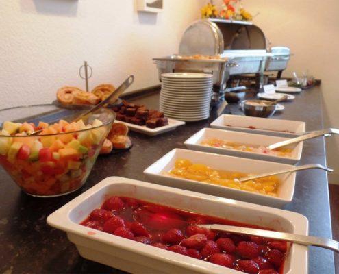 Frühstücksbuffet - Obst