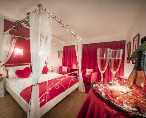 Romantisches Doppelzimmer Typ Komfort