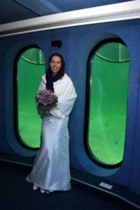 Hochzeit Tauchgondel