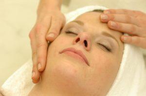 Wellness - Gesichtsbehandlung