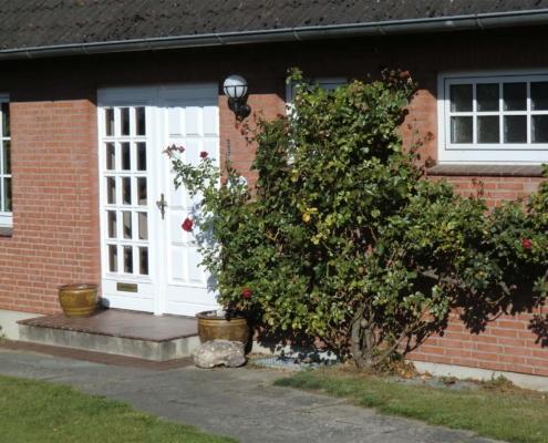 Ferienhaus I - Aussenansicht