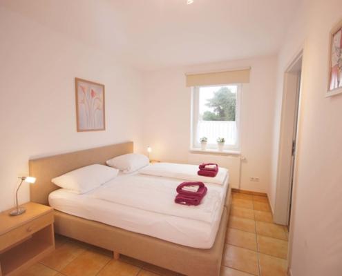 Ferienhaus II - Schlafzimmer