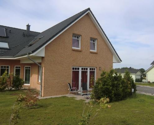 Ferienhaus III - Aussenansicht