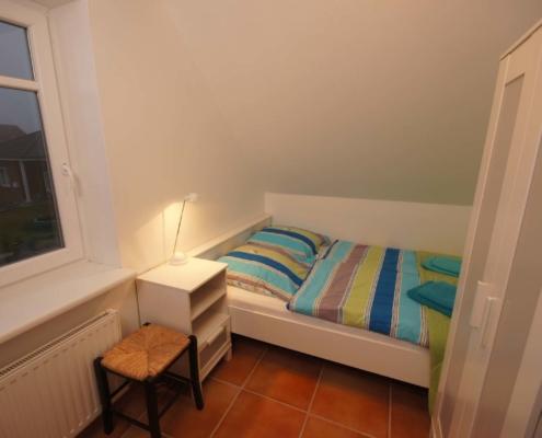 Ferienhaus III - Schlafzimmer