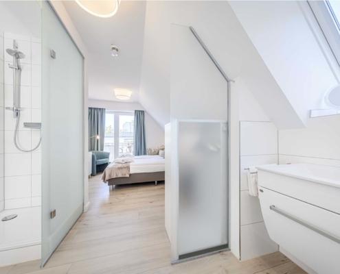 Doppelzimmer Typ Standard - Bad