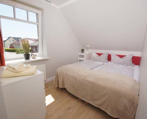 Schlafzimmer-HofHotel Krähenberg Ferienwohnung III