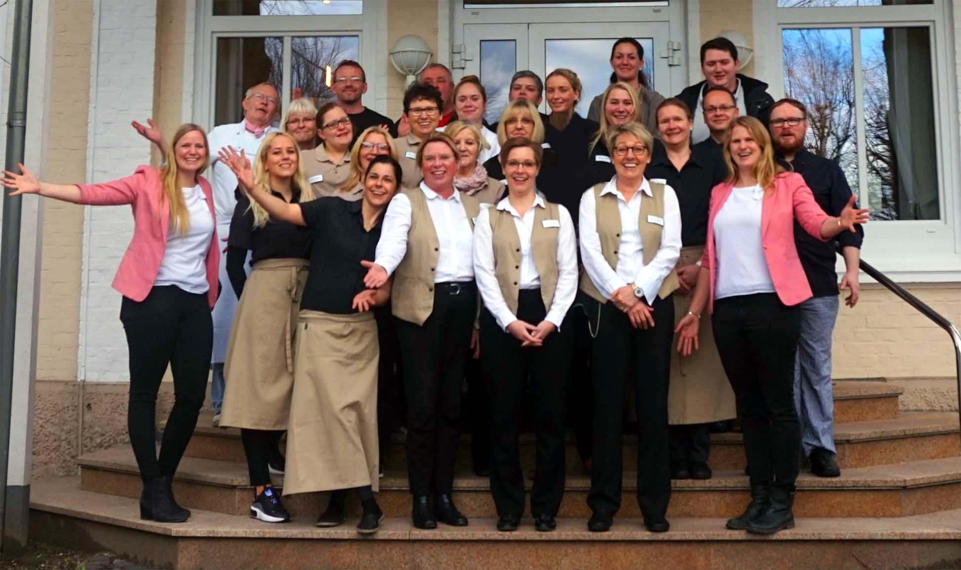 HofHotel Krähenberg - Team