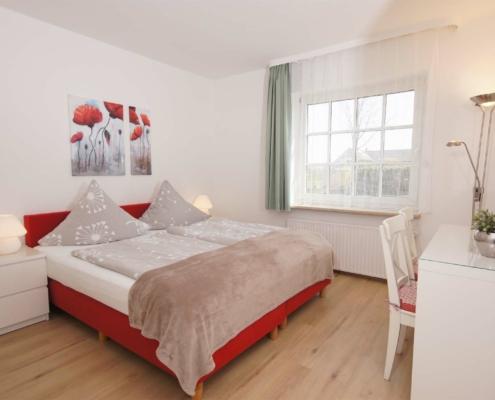Ferienhaus I - Schlafzimmer