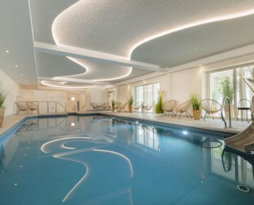 Hofhotel Krähenberg Schwimmbad - Pool